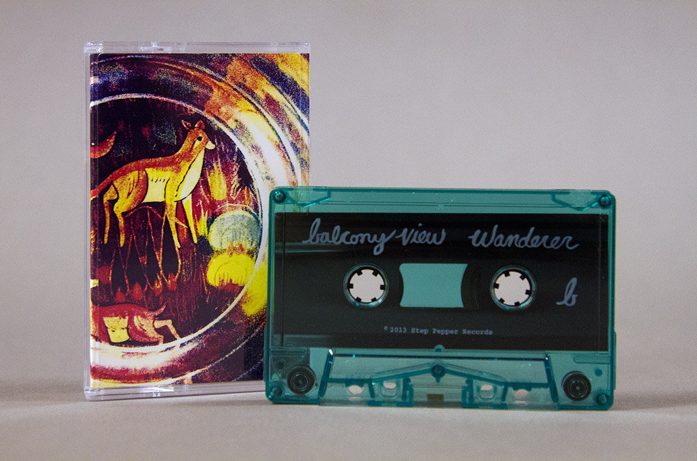 Balcony View - Wanderer (cassette)