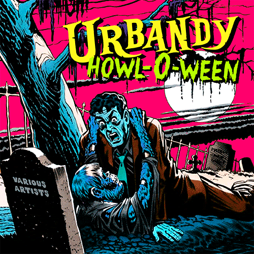 Urbandy's Howl-O-Ween Mixtape